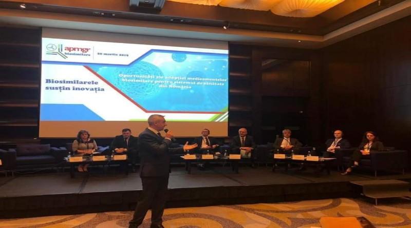 Introducerea medicamentelor biosimilare în sistemul de sănătate românesc. Deputatul Cocoş, prezent la discuții!