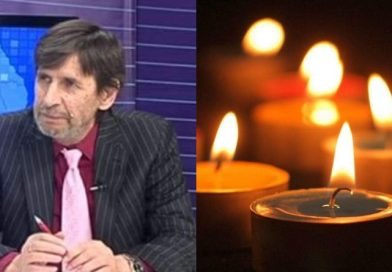 """Jurnalistul Marian Marin,  de un an """"corespondent"""" din Ceruri"""