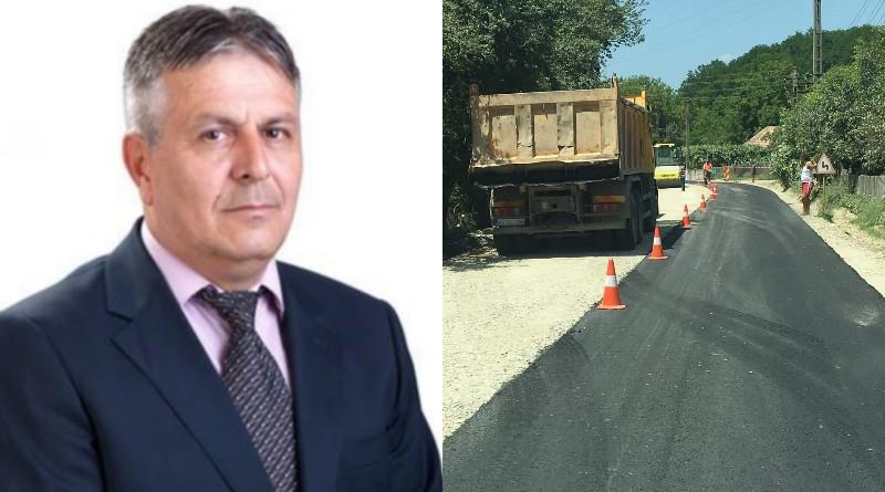 """Primarul Avan: """"Niciodată localitatea Păuşeşti nu a fost sprijinită de către Consiliul Județean sau Guvernul României ca în perioada 2016 – 2019""""."""