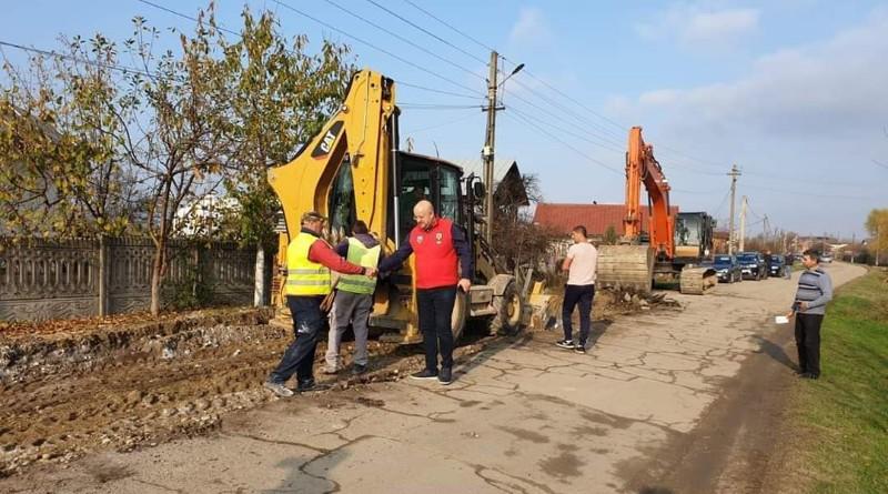 """Președintele Consiliului Județean Vâlcea: """"Verificăm stadiul lucrărilor pe drumurile județene!"""""""