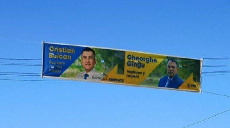 Încă un primar pleacă din PSD. Gîngu și Buican, deja împreună pe afișele electorale